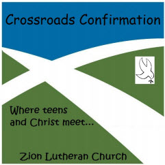 crossroads confirmation zion